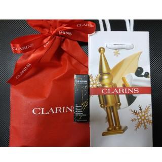 CLARINS - クラランス コンフォート リップオイル  12 ダークストーン