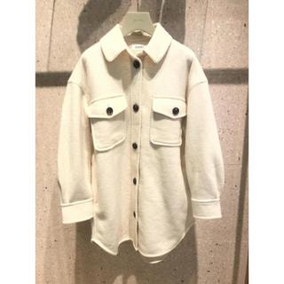 snidel - 【限定】ウールシャツジャケット