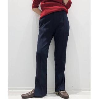 L'Appartement DEUXIEME CLASSE - 新品未使用試着のみ アパルトモン Side Zip Pants ネイビー36
