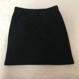 ANAP - アナップ ANAP タイトスカートミニスカート  レディース  ブラック 美品
