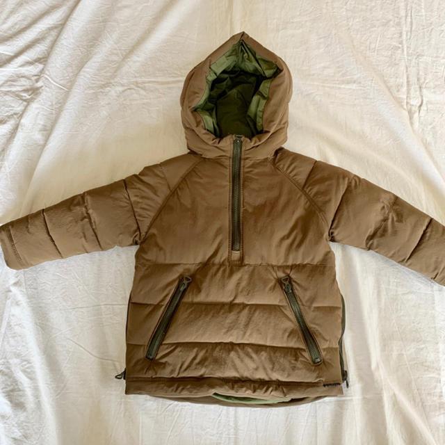 ZARA KIDS(ザラキッズ)のZara baby boy パフジャケット キッズ/ベビー/マタニティのキッズ服 男の子用(90cm~)(ジャケット/上着)の商品写真