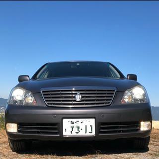 トヨタ - コミコミ価格 H17 クラウン ロイヤルサルーン 希少なガンメタ! 程度良好!