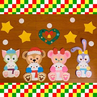 ☆ディズニー クリスマス 壁面☆