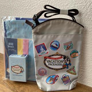 Disney - バケーションパッケージ  パスケース&トイセット