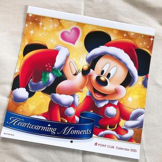 Disney - docomo❤︎ディズニーカレンダー❤︎2020年