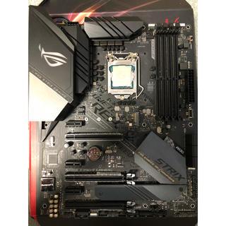 ASUS - i7 8700k asus z390f gaming