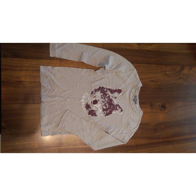 Bonpoint(ボンポワン)のボンポワン 長袖Tシャツ 6A  キッズ/ベビー/マタニティのキッズ服 男の子用(90cm~)(Tシャツ/カットソー)の商品写真