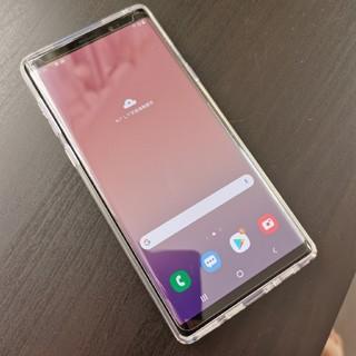 SAMSUNG - 海外版 Galaxy Note 9 SIMフリー とても綺麗な状態