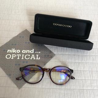 niko and... - niko and...  OPTICAL   伊達メガネ
