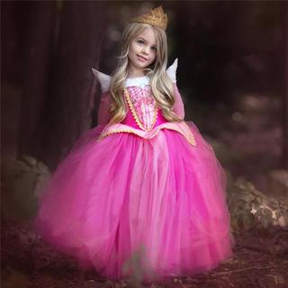 オーロラ姫ドレス   サイズ100