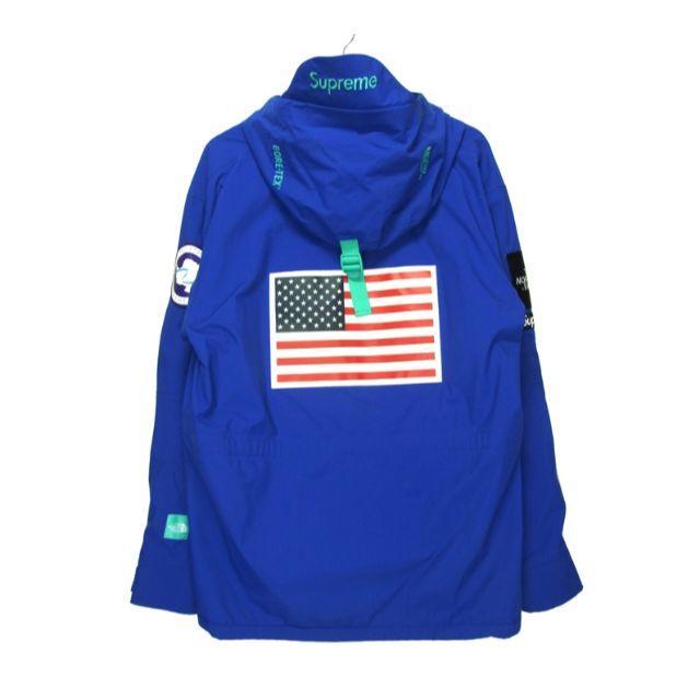 Supreme(シュプリーム)のシュプリーム×ザノースフェイス■17SS ゴアテックスプルオーバージャケット メンズのジャケット/アウター(マウンテンパーカー)の商品写真