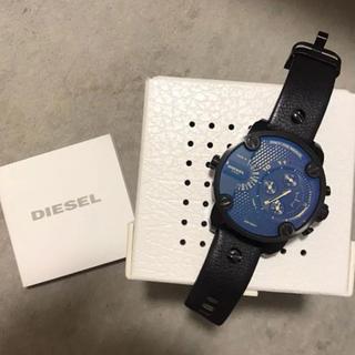 DIESEL - DIESEL ディーゼル メンズ 腕時計 デュアルタイム クロノグラフ