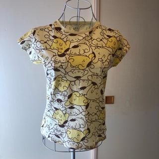 UNIQLO - UNIQLOポムポムプリン Tシャツ