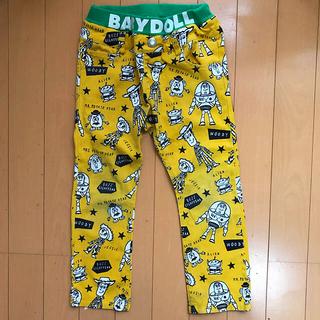 ベビードール(BABYDOLL)のベビードール  トイストーリー  ストレッチパンツ サイズ110(パンツ/スパッツ)