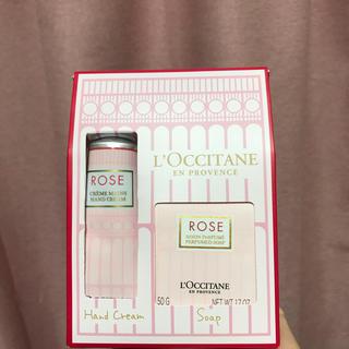 ロクシタン(L'OCCITANE)のロクシタン♥ローズ♥メルシーキット(その他)