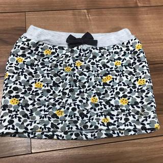 PETIT BATEAU - プチバトー   キルティングスカート 95cm