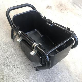 ホンダ - 貴重 大人気 ZOOMER ズーマー 純正フレーム&メットイン収納ボックス黒