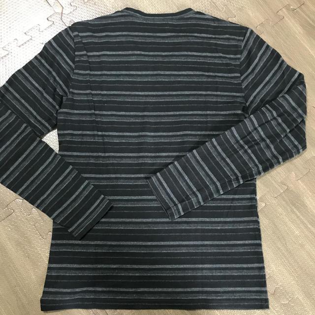 BURBERRY BLACK LABEL(バーバリーブラックレーベル)のBURBERRY BLACK LABEL 長袖 Tシャツ M   メンズのトップス(Tシャツ/カットソー(七分/長袖))の商品写真