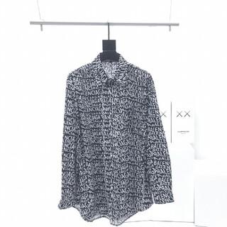 新品 Balenciaga ワイシャツ