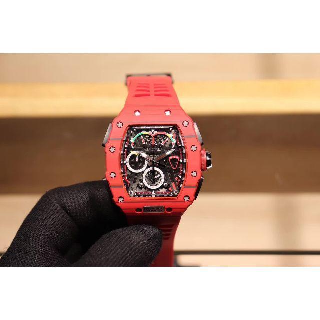 Richard Miller 腕時計 メンズ用 自動巻き 箱付きの通販