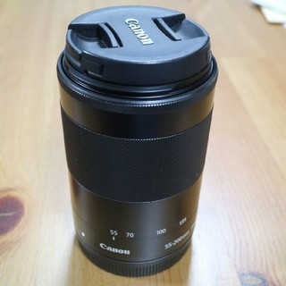 Canon - ef-m55-200mm f4.5-6.3 is stm