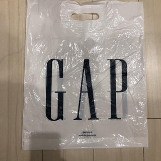 ギャップ(GAP)のギャップ GAP ショップ袋 ショッパー ビニール(ショップ袋)