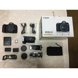 Canon - EOS6D &アクセサリー+EF70-300mm F4-5.6L IS USM
