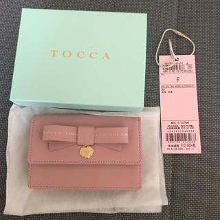 TOCCA - TOCCA カードケース 新品未使用
