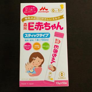 森永乳業 - E赤ちゃん 粉ミルク スティック