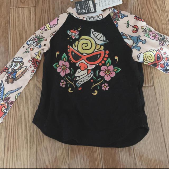 HYSTERIC MINI(ヒステリックミニ)のヒスミニ トップス キッズ/ベビー/マタニティのキッズ服 男の子用(90cm~)(Tシャツ/カットソー)の商品写真