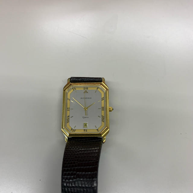bucherer クオーツ時計の通販