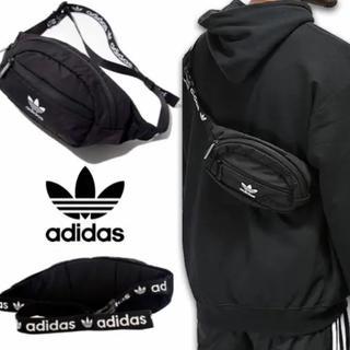 adidas - 海外限定★ adidas ウエストポーチ ショルダーバッグ アディダス