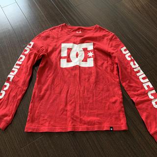 DC SHOE - 長袖ロゴTシャツ 160cm