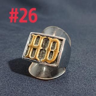 HDゴールド リング#26(リング(指輪))