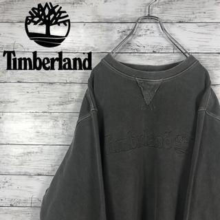 Timberland - 古着 レア Timberland ティンバーランド スウェット トレーナー