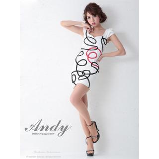 アンディ(Andy)の新品andyドレス☆(ミニドレス)
