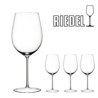 RIEDEL - 新品未使用品★リーデル★赤ワイングラス★4脚セット★ブラヴィッシモ