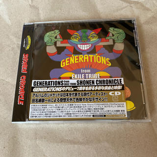 GENERATIONS - GENERATIONS 少年クロニクル