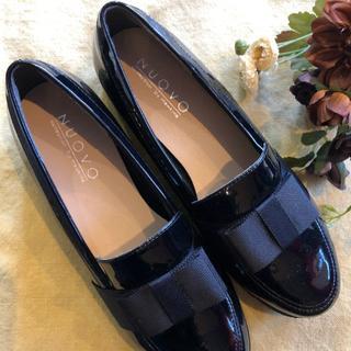 ヌォーボ(Nuovo)のNUOVO ヌオーヴォ NC30392  Mサイズ 新品・未使用(ローファー/革靴)