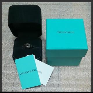 ティファニー(Tiffany & Co.)のティファニー 750アトラスオープンリング(リング(指輪))