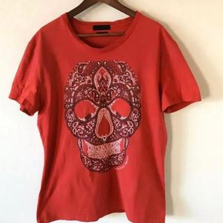 アレキサンダーマックイーン(Alexander McQueen)のアレキサンダーマックイーン Tシャツ(Tシャツ/カットソー(半袖/袖なし))