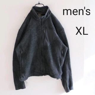 US マウンテンイクイップメント フリース ジャケット XL(登山用品)