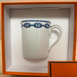 エルメス(Hermes)のHERMES マグカップ(グラス/カップ)