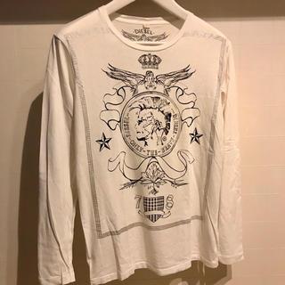 DIESEL - DIESEL長袖Tシャツ 美品