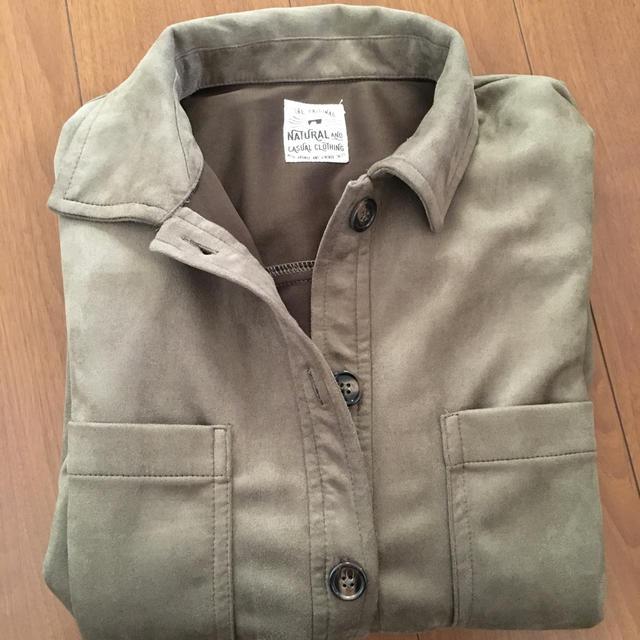 しまむら(シマムラ)のしまむら CPOジャケット 2枚セット レディースのジャケット/アウター(ブルゾン)の商品写真