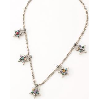 NOLLEY'S - 新品 定価2万900円 星型が素敵なネックレス ノーリーズ フレディ 大特価‼️