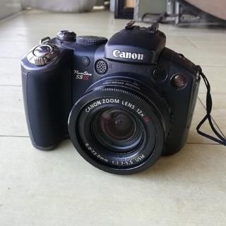 Canon - キャノン PowerShot S5IS