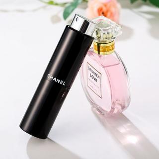CHANEL - 💛ロゴ入アトマイザー20ml✫香水スプレーボトル💛