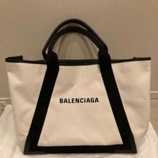 BALENCIAGA BAG - バレンシアガ トートバッグ カバ Mサイズ