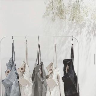ネストローブ(nest Robe)のhitoharimama リラエプロンワンピース 着画あり(ロングワンピース/マキシワンピース)